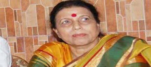 उत्तराखंड ब्रेकिंग: इंदिरा हृदयेश कोरोना पाॅजिटिव, एयर एंबुलेंस से लाई जाएंगी देहरादून